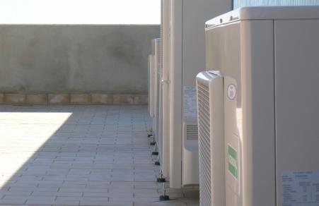 Aire acondicionado industrial - Vista 1
